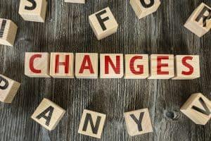 שינויים