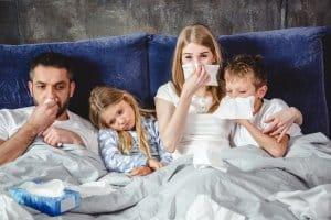 חיזוק המערכת החיסונית